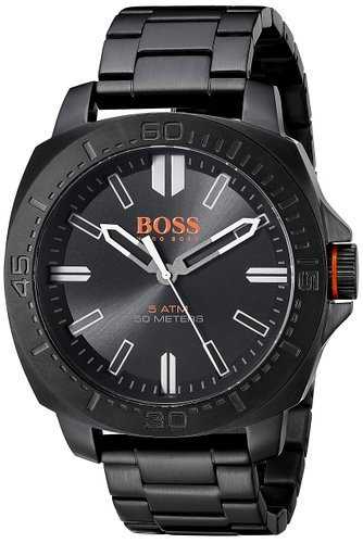 Hugo Boss Orange Sao Paulo 1513241 Mens Wristwatch Solid Case