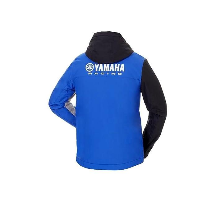 Yamaha - Chaqueta - para Hombre Azul X-Small: Amazon.es ...
