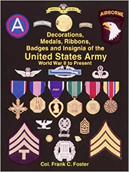 The decorations medals ribbons badges and for Air force decoration guide