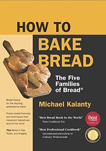 how to bake bread - 1