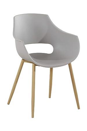 One Couture Design Chaise Monocoque De Salle A Manger Moderne Salon 4