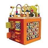 B. Zany Zoo (Wooden Activity Cube)