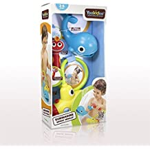 Baby Bath Toy - Submarine Spray Whale- Battery Operated Water Pump With Easy to Grip Hand Shower
