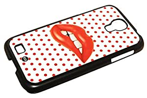1888998166941 [Global Case] Sexy Girl Tongue Lick Fingers Art Sex Beautiful Girl Pretty Woman Suck Bite my lips Juicy Ass Boobs Bikini (BLACK CASE) Snap-on Cover Shell for Apple iphone 6 4.7