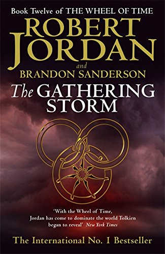The Gathering Storm by Robert Jordan, Brandon Sanderson