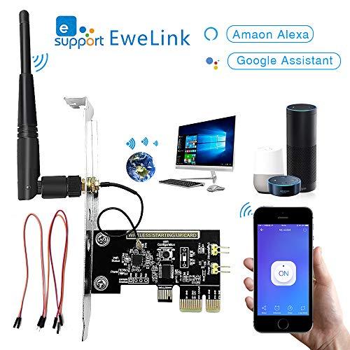 EACHEN WiFi Smart Wireless Remot...
