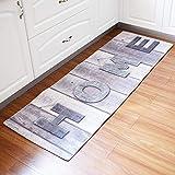 gel kitchen mats costco Linker Wish Padded Kitchen Mat Long Home Map Old Wood Floor Doormats Non-slip Pad Maple Leaves Floor Mat Hallway Kitchen Living Room Carpet Mats