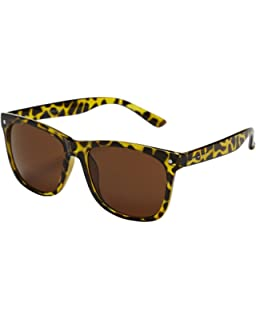 JACK & JONES Herren Sonnenbrille Jjactrend Sunglasses, Mehrfarbig (Golden Brown Detail:J4160-00), One size