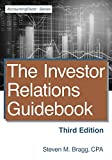 img - for The Investor Relations Guidebook: Third Edition book / textbook / text book