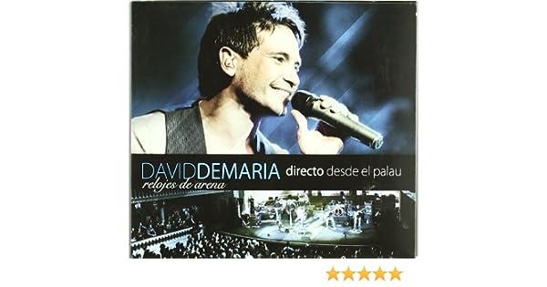 David Demaria - Relojes De Arena: En Directo Desde El Palau - Amazon.com Music
