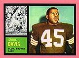 Ernie Davis 1962 Rookie Reprint (Browns)