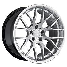 "Avant Garde M359 Hyper Silver Wheel (19x9""/5x120mm, +35mm offset)"