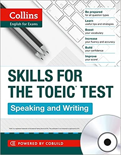 toeic writing and speaking for technical professionals