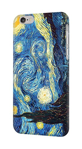 """S0213 Van Gogh Starry Nights Case Cover For IPHONE 6 PLUS (5.5"""")"""
