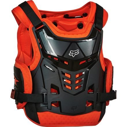 Fox Racing Youth Raptor Proframe LC Protector-Orange