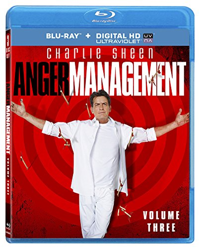 Blu-ray : Anger Management: Volume 3 (Ultraviolet Digital Copy, Widescreen, 2 Pack, AC-3, Digital Theater System)