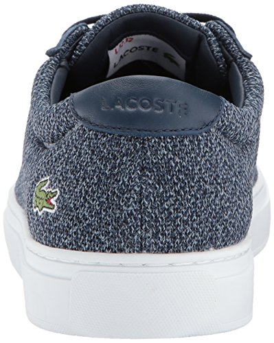 Lacoste Mens L.12.12 317 3 Sneaker Blu Scuro