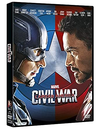 Amazon.com: Capitán América : Civil War - Captain America ...