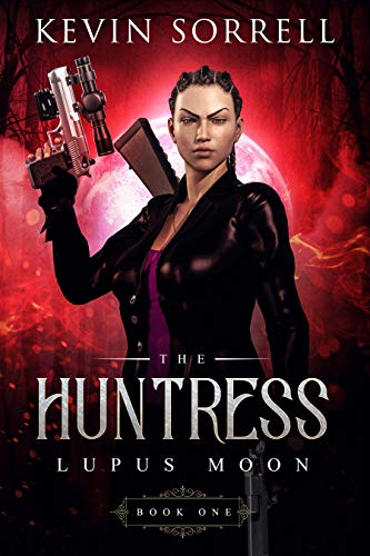Pdf Thriller The Huntress (Lupus Moon Book One)