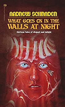What Goes On In The Walls At Night: Thirteen tales of disgust and delight by [Schrader, Andrew]