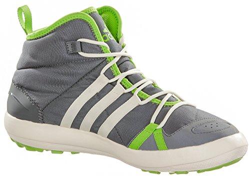 adidas - Botas de Cuero para hombre Azul ricblu/cwhite/solblu - Gris / Verde