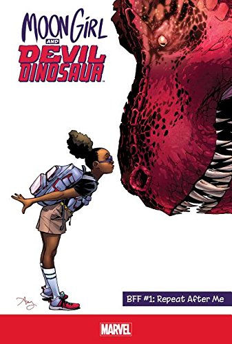 Read Online Moon Girl and Devil Dinosaur Bff 1: Repeat After Me pdf