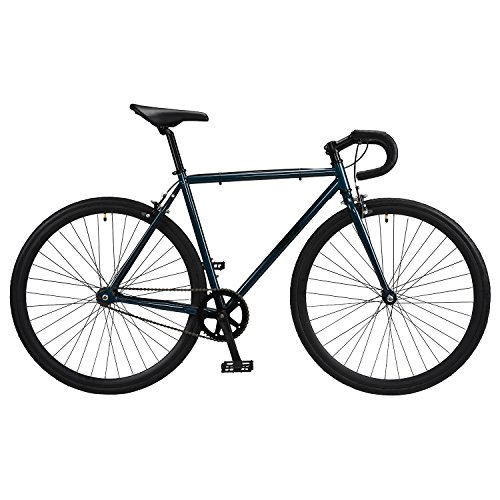 Nashbar Single-Speed Road Bike - 58 (Nashbar Steel Bicycle)