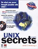 img - for Unix Secrets book / textbook / text book