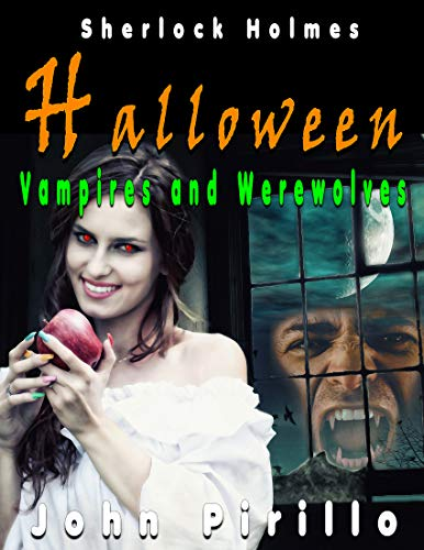 (Sherlock Holmes Halloween, Vampires and)