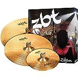"""Zildjian ZBT Crash Cymbal Set - 16""""& 18"""" Crashes,"""
