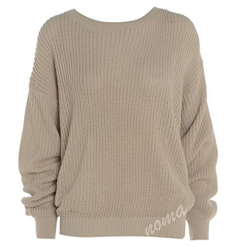 Pour Pull Tricot Coupe Ample Oversize Femmes BtqBrw8