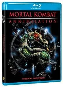 Mortal Kombat: Annihilation [Blu-ray]