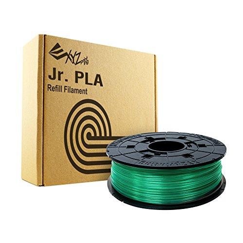 XYZprinting RFPLCXEU04G PLA Filament(NFC), 600 g, vert clair