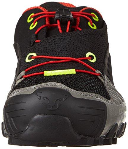 DYNAFIT Ms Feline SL, Scarpe da Trail Running Uomo Nero (0357 Black/Firebrick)