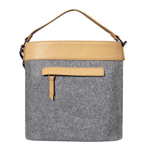 Chai Leather Sherpani Wool Convertible and Boheme Crossbody aqgP6