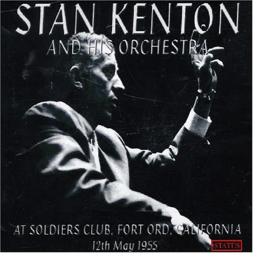 Live at the Soldiers Club, Fort Ord, California 1955 by Status Records