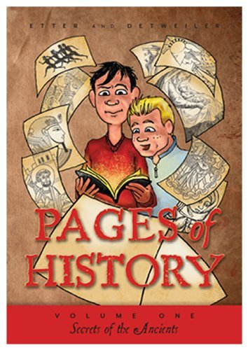 Pages of History Volume 1: Secrets of the Ancients