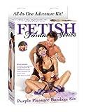 Fetish Fantasy Pleasure Bondage Set Purple