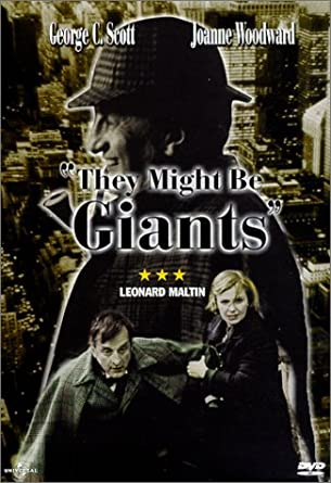 0205c4a4dc70 Amazon.com: They Might Be Giants: George C. Scott, Joanne Woodward, Jack  Gilford, Lester Rawlins, Al Lewis, Rue McClanahan, Ron Weyand, Oliver  Clark, ...