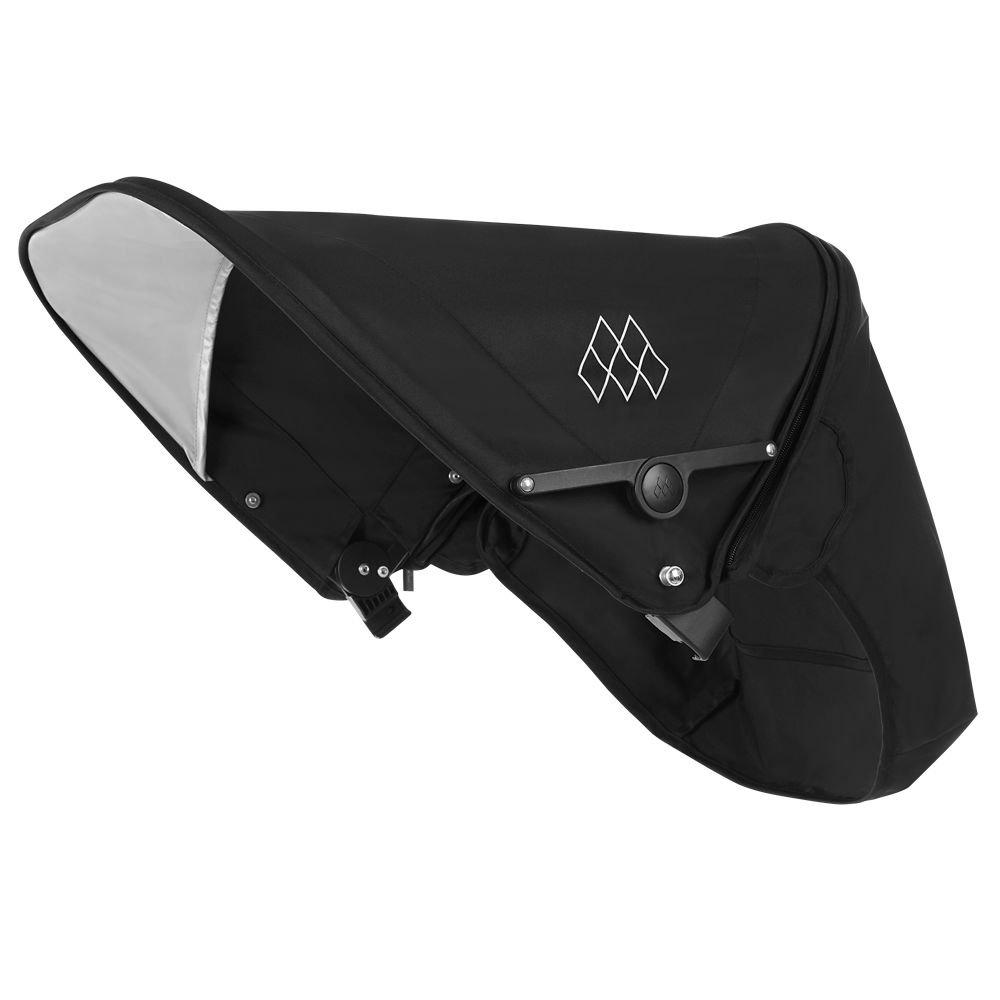 Triumph Hood - Black/Charcoal MACLAREN GmbH PM1Y050032