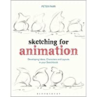 Sketching for Animation (Required Reading Range)