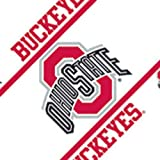 NCAA Ohio State Buckeyes Wall Border