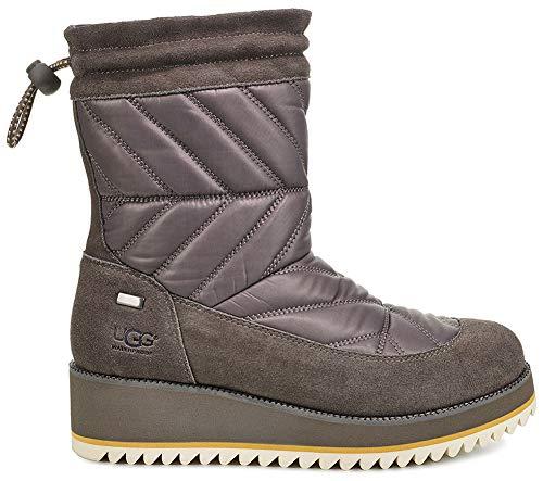 5 Donna scarpette 3 39 Stivali Kids Ugg1095146 Voltaic Velcro Eu blk Beck Strappo Nero A Bambini 6wFx4tqX