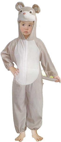 Disfraz Raton 4-6 años: Amazon.es: Juguetes y juegos