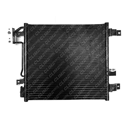 A/c Jeep Condenser Wrangler (COJ112 3768 A/C AC Condenser For 07 08 09 10 11 Jeep Wrangler Sport Rubicon V6)