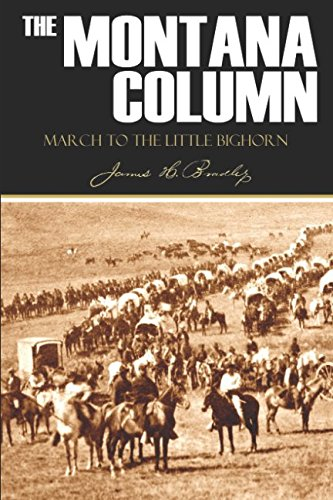 The Montana Column: March to the Little Bighorn
