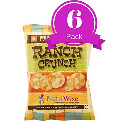 NutriWise - Ranch Potato Chips (80 Bags) by NutriWise (Image #4)