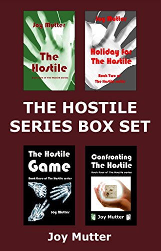 The Hostile Series Box Set: Books 1-4 of The Hostile Series