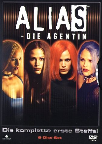Alias - Die komplette 1. Staffel [Alemania] [DVD]: Amazon.es ...