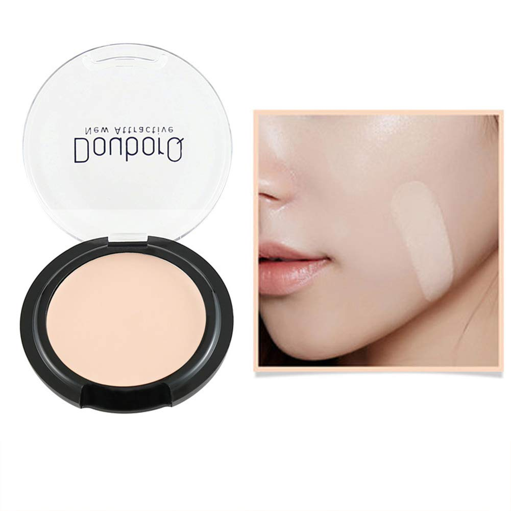 Concealer Cream Makeup, Oil-Control Cover Bruises, Tattoos, Age Spots Concealer Cream